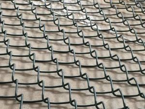 Chain Link Helideck Mesh