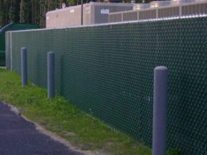 Wing Privacy Fence Slats