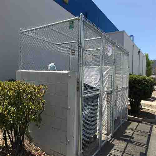 Commercial Chain Fence PostsToronto