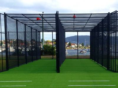 Cricket Chain link Fencing