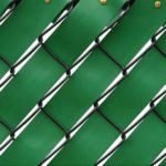 Chain Link Fence Weave Privacy Fence