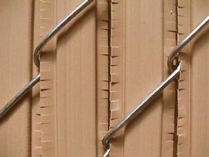 Chain Link Slats