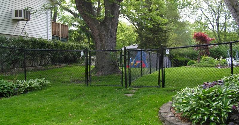 Neighboring Chain Link Fence Toronto