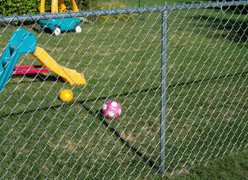 Play Yard Chain Link Fence Toronto