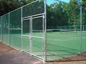 Tennis Court Chain Link Fabric