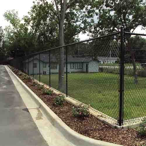Residential Chain Link Fence Toronto